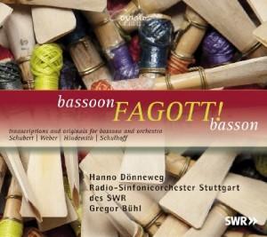 Bassoon-Fagott!-Basson - Konzertbearbeitungen für Fagott